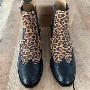 Anthropologie New In Box Taylor Chelsea Boot